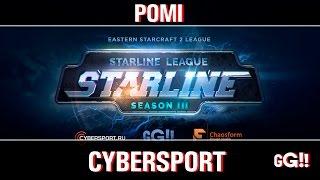 Starline 4 Challenger - группа D Pomi