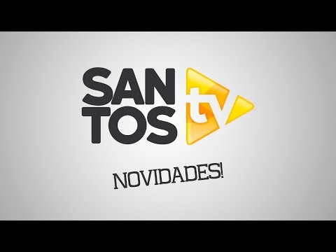 Nova identidade visual da Santos TV