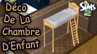 Sims 2 - [FAMILLE GAYO] Décoration De La Chambre D'Enfant