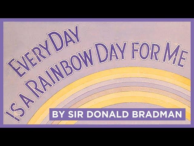 "Greta Bradman – ""Every Day Is A Rainbow Day For Me"""
