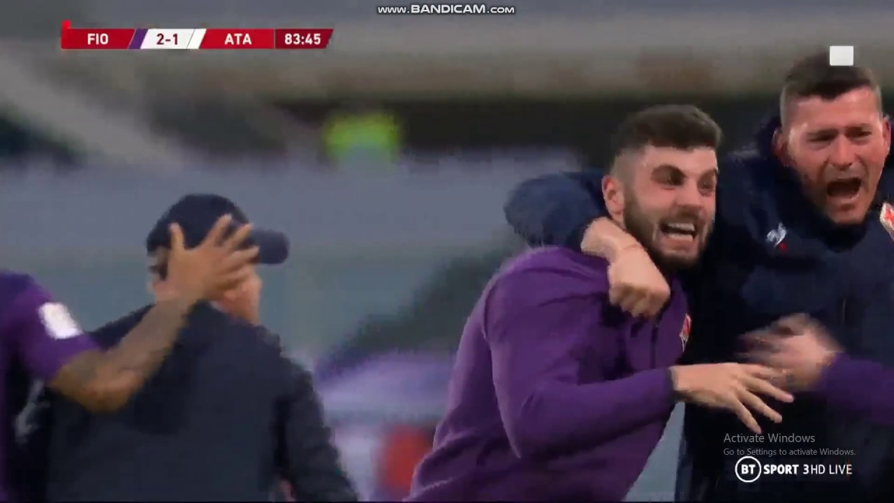 Fiorentina vs Atalanta 2-1   Highlights & Goals   Resumen ...