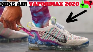 Worth Buying? NIKE AIR VAPORMAX 2020 FK HONEST REVIEW & On Feet! (Pros & Cons)