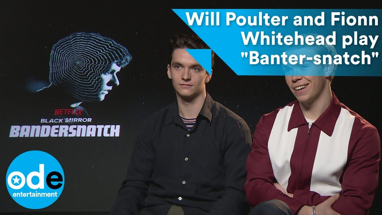Will Poulter and Fionn Whitehead play