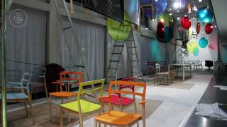 Salone del Mobile 2011 - Making of