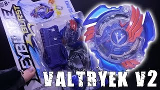HASBRO Beyblade Burst - STARTER PACK Valtryek V2! - UNBOXING!