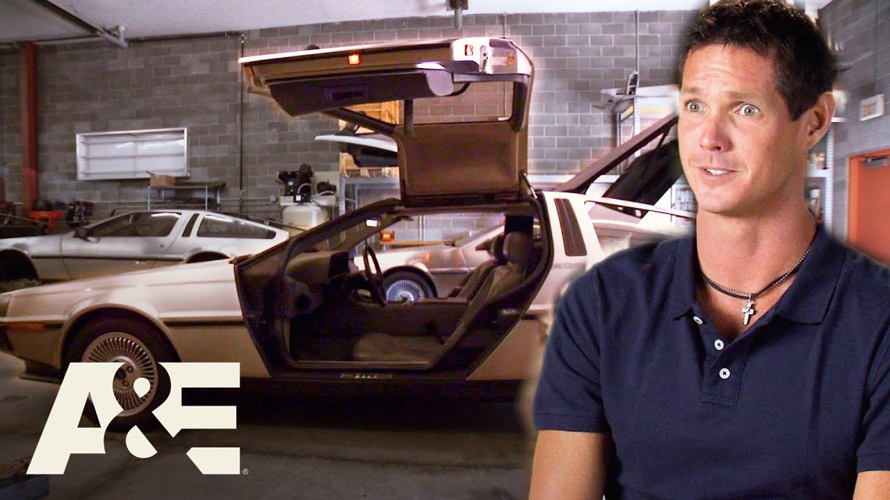 Great Scott! Jarrett's DeLorean Delivery Running Outta Time | Shipping Wars | A&E
