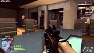 Battlefield 4 Beta: Domination Gameplay on PC