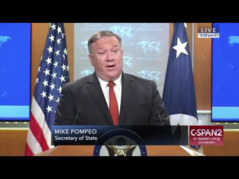 Sec. of State Pompeo: John Kerry's Rogue Iran Diplomacy 'Is Unseemly and Unprecedented'