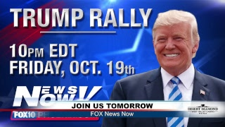 LIVE: Stock market drops, President Trump heads to Montana