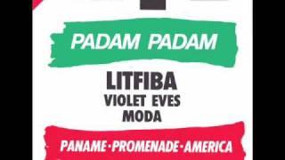 Padam Padam cover Litfiba, Moda, Violet Eves