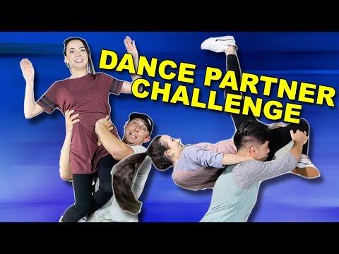 Dance Partner Challenge - ft. D-trix & Matt Steffanina - Merrell Twins