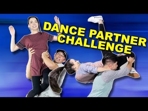 Dance Partner Challenge - ft. D-trix & Matt Steffanina - Merrell Twins