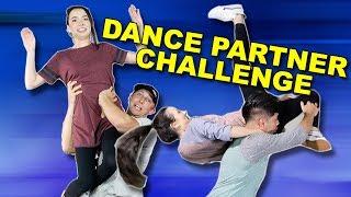 Dance Partner Challenge - ft. D-trix & Matt Steffanina - Merrell Twins thumbnail