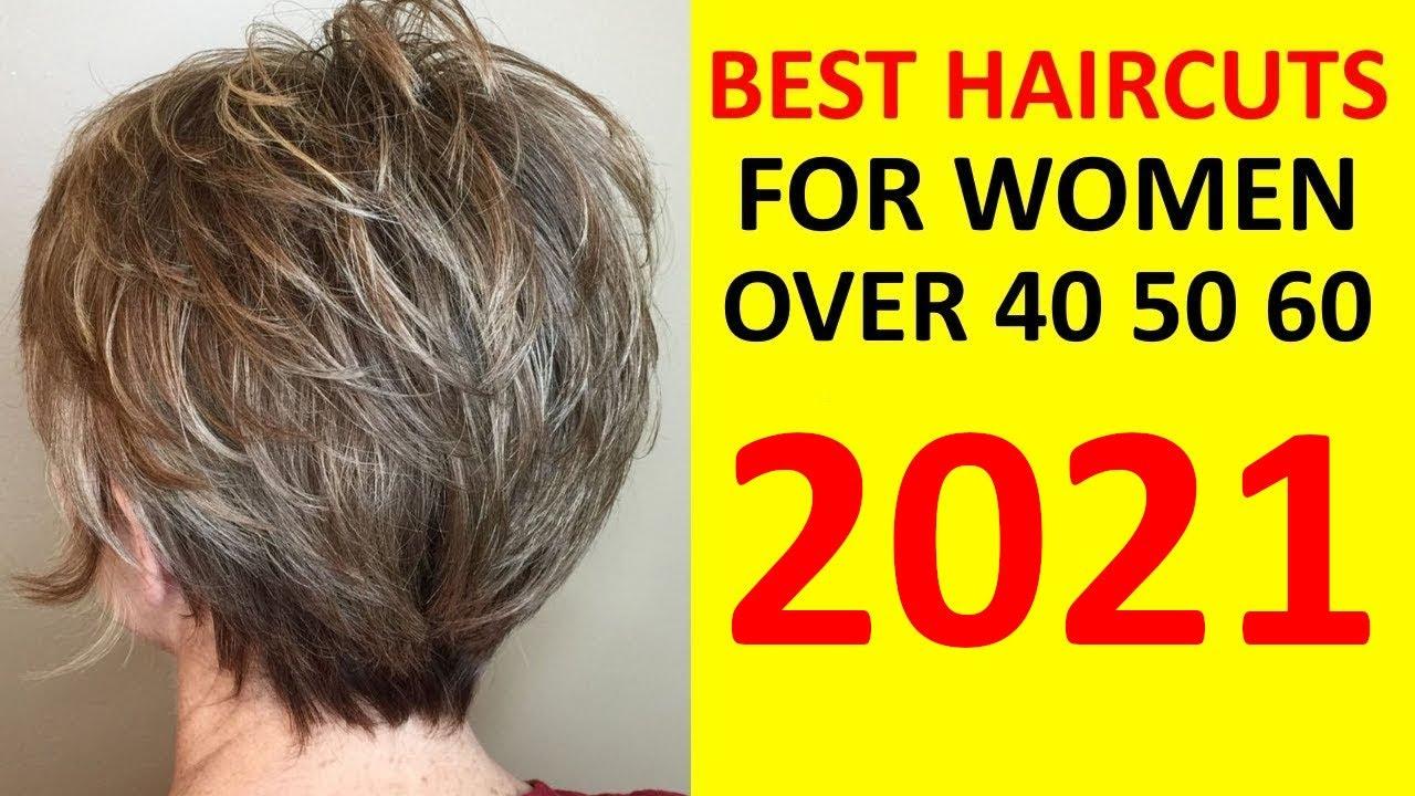 Popular Short Haircuts 2021 For Women 45 Youtube