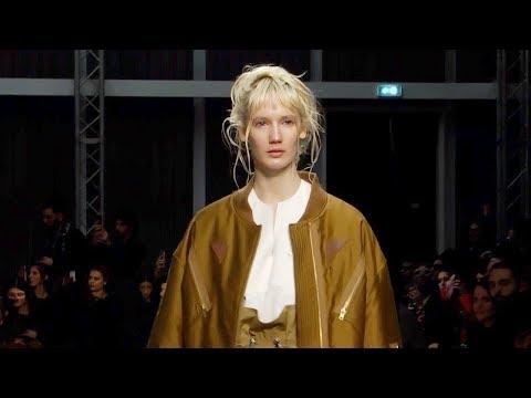 Atsushi Nakashima  Fall Winter 2018/2019 Full Fashion