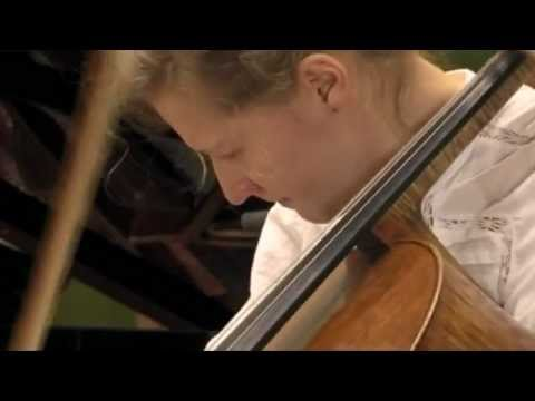 Ildiko Szabo, cello, plays Martinu: Variations on a theme of Rossini
