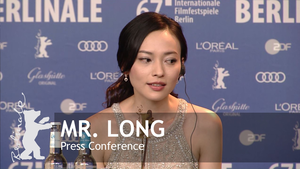 Mr. Long | Press Conference Highlights | Berlinale 2017