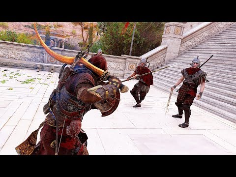 Assassin's Creed Origins The Viper Assassin Stealth & Legendary Silver Wind Combat thumbnail