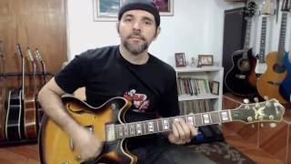 Heitor Pereira It´s Only Love Simply Red Guitar Cover