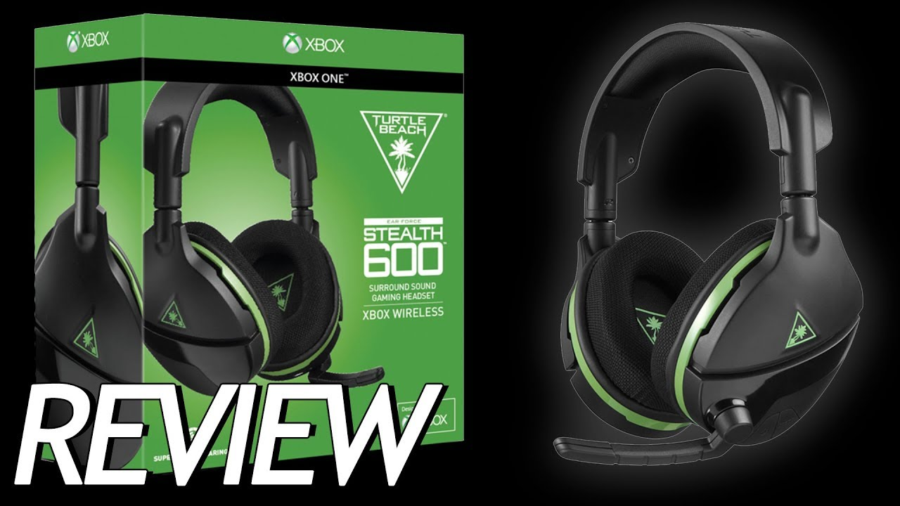 Turtle Beach Stealth 600 Wireless Headset Review For Xbox One X | JKB