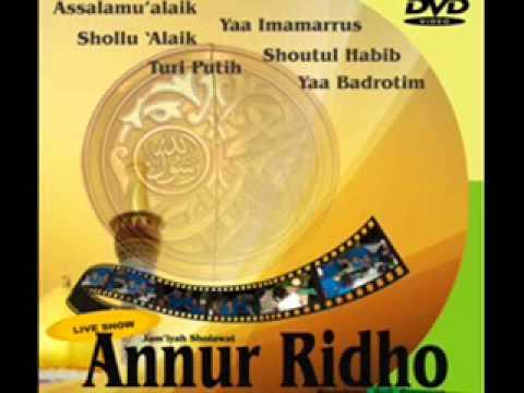 (Annur Ridho live show) Masrur - Assalamu'alaik