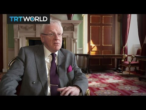 Money Talks: Andrew Parmley, Lord Mayor of the City of London