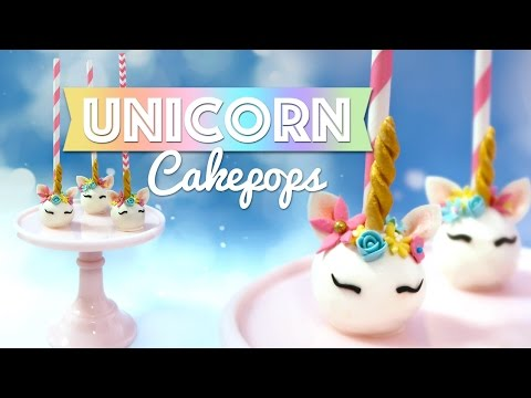 unicorn cake pops unicorn cakepops 8164