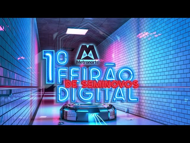 1º Feirão de seminovos digital