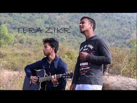 Tera Zikr / Darshan Raval / Cover by Krishna Kumar ft. Ashwani Kumar
