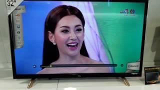 ขายทีวี TV  32 นิ้ว TCL  SMART  5,394 บาท ตัวโชว์(ขายแล้ว)