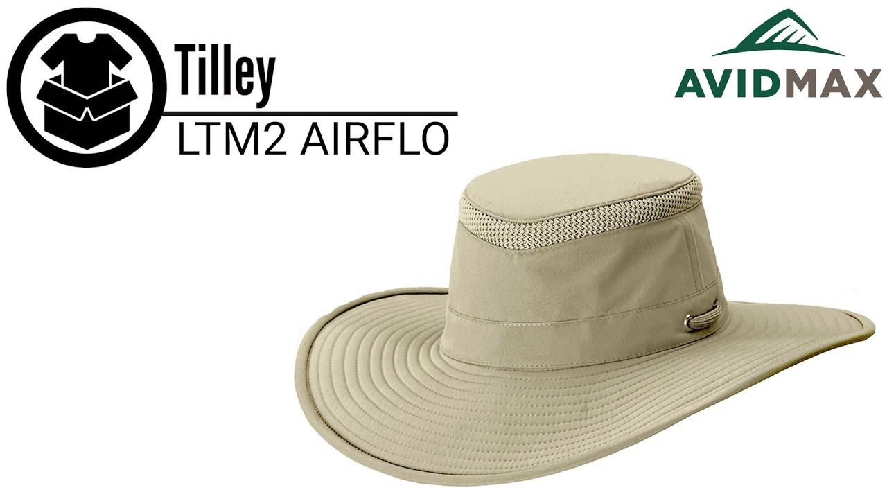 37653b7eca806 Tilley LTM2 AIRFLO Hat Review