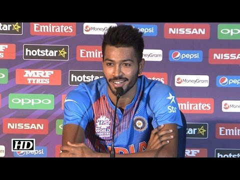 T20 World Cup 2016: Not Afraid Of Any Team: Hardik Pandya