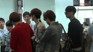 20140411_STARNEWS]CNBLUE@Incheon airport