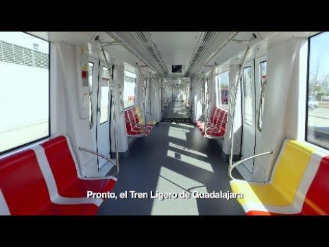 Tren Eléctrico de Guadalajara 2 TV