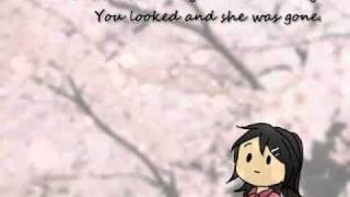 The Spring Blossoms (Utaune Nami)