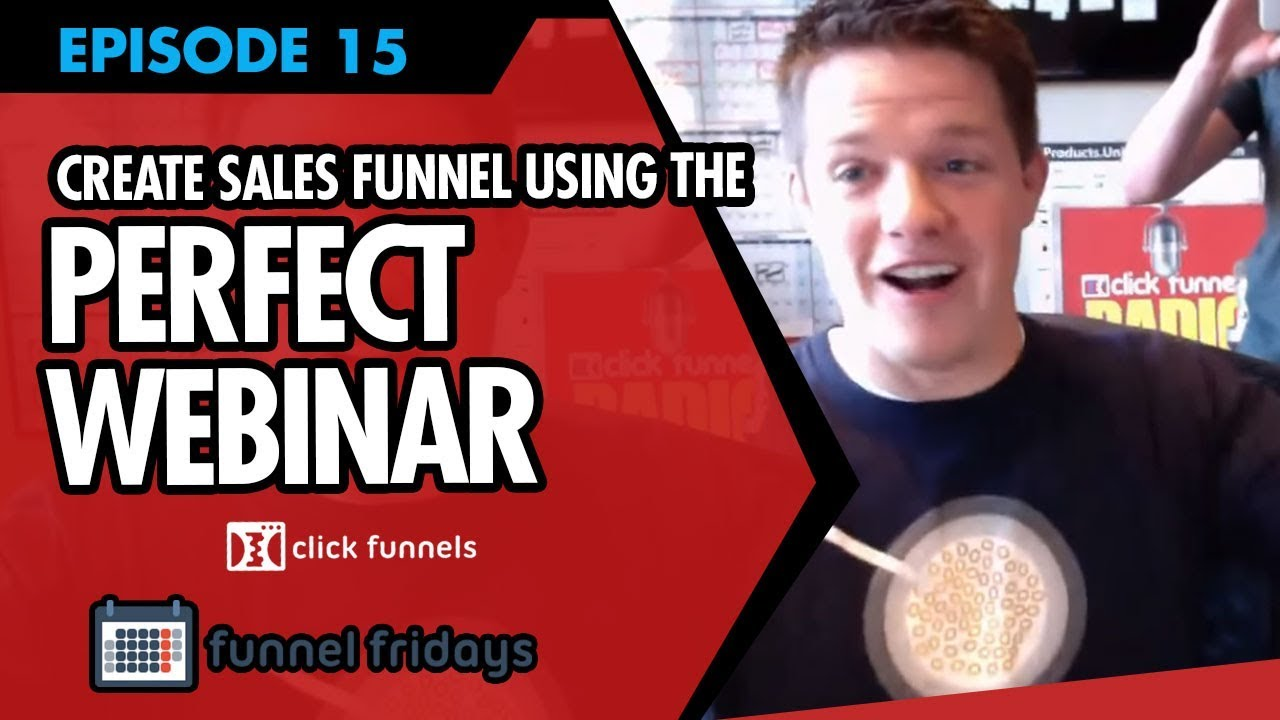 "How To Create A Sales Funnel Using The ""Perfect Webinar"" Script - Gee's Wedding Prep Funnel"