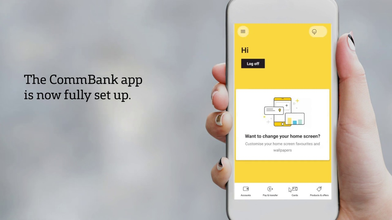 Commbank App Commbank Mobile Phone App