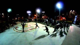 Campeonato de skate Curicó 2013