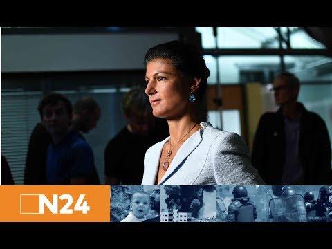Machtkampf bei der Linken: So hat Wagenknecht ihre Rivalin Kipping niedergerungen thumbnail