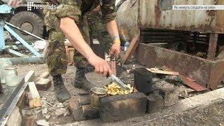 Як живуть солдати на війні