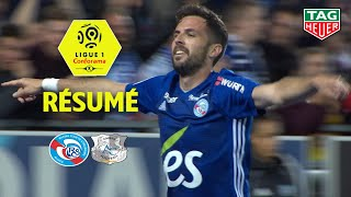RC Strasbourg Alsace - Amiens SC ( 3-1 ) - Résumé - (RCSA - ASC) / 2018-19
