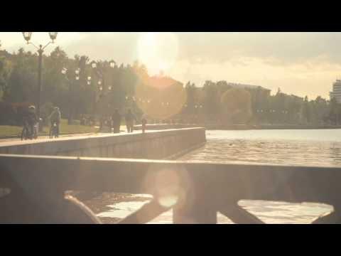 Embankment of Lake Onega, Petrozavodsk Time Lapse