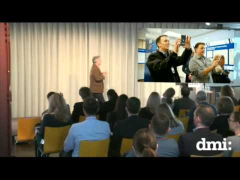 Design Thinking to Design Driven / Joseph O'Sullivan, Intuit / Intersection'15 + DMI Europe