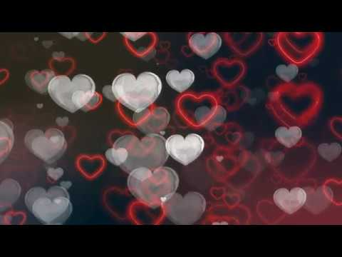 Hearts Background Video Effects Love Backgrounds Hearts Overlay Videos Whatsappstatusvideos Youtube