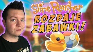 Slime Rancher [S2] #16 - ROZDAJE ZABAWKI!