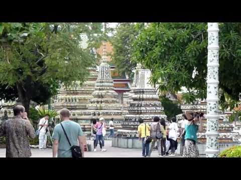TLI 05 - Temples Wat Phra Kaew and Wat Pho (Bangkok, Thailand)