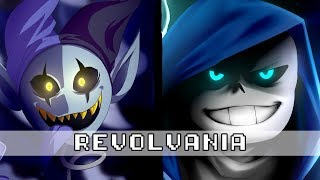 Kamex DELTARUNE REVOLVANIA THE WORLD REVOLVING x Megalovania Remix.mp3