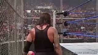 WWE Armageddon 2005   Undertaker Vs Randy Orton Hell In A Cell Match Full HD