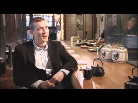 Andrew Graham-Dixon interviews David Mitchell