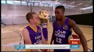 Sydney Kings on Sunrise Thumbnail